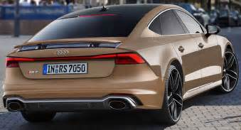 Audi Rs7 Is This How The Next Audi Rs7 Sportback Will Look
