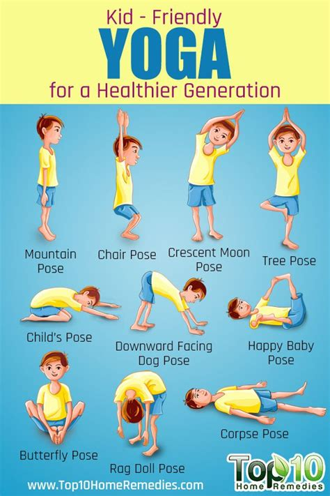 yoga poses and names for kids 122 best fitness for kids images on pinterest healthy