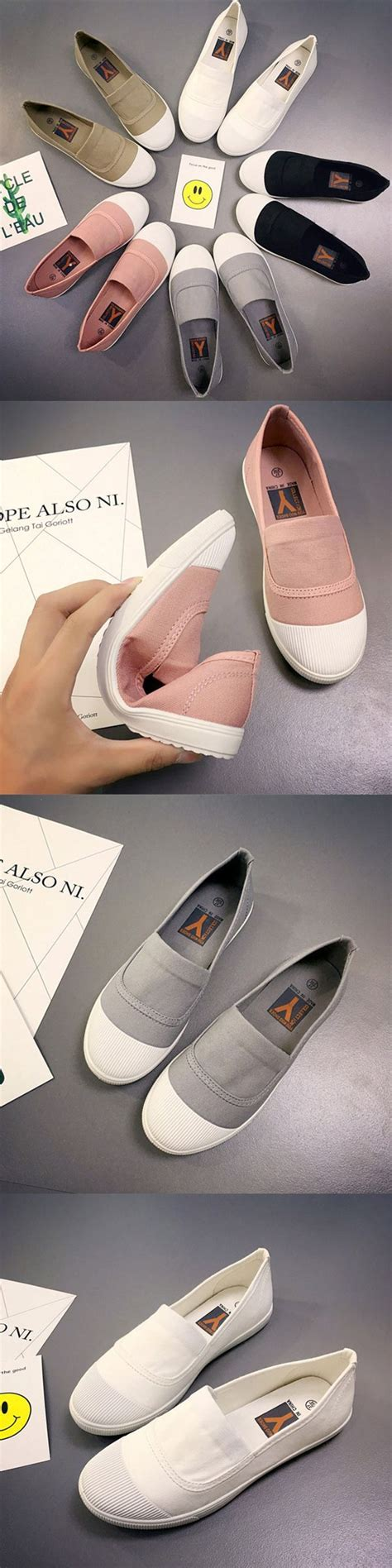 Flat Shoes Nk01 Nike Slip best 25 s casual shoes ideas on casual