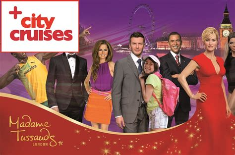 madame tussauds thames river cruise madame tussauds london tickets thames river cruise
