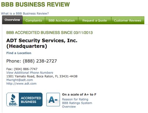 adt reviews real customer reviews