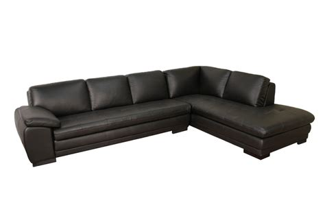 Black Sectional Sofa With Chaise Black Leather Sofa Sectional With Chaise Chicago Furniture