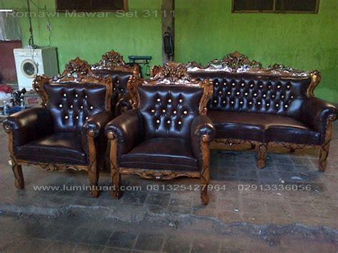 Kursi Tamu Kanopi Mawar Naturalkursi Tamu Jati kursi tamu romawi mawar kayu jati ukir jepara mebel jepara ud lumintu gallery furniture
