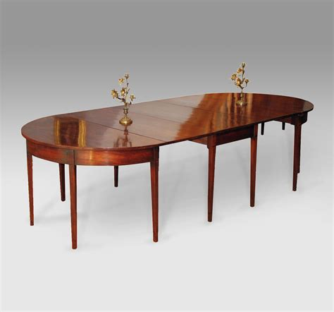 Antique Mahogany Dining Table by Antique Mahogany Dining Table Georgian Dining Table