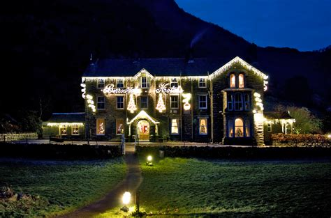 themed hotel lake district new years eve at the borrowdale lake district hotels events