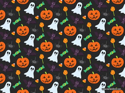 cute halloween pattern halloween pattern by kellerac on deviantart
