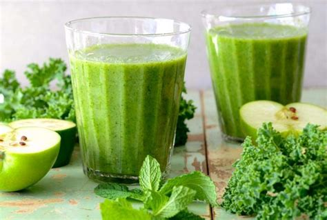 Detox Smoothie With Kale And Spinach by Best Detox Recipes For Weight Loss You Should Try