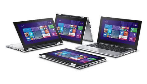 Laptop Dell 2 Jutaan Laptop 7 Jutaan Bisa Jadi Tablet Dengan Stylus Harga April 2018