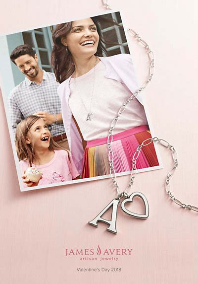 James Avery Gift Card Balance - catalog valentines 2018 james avery
