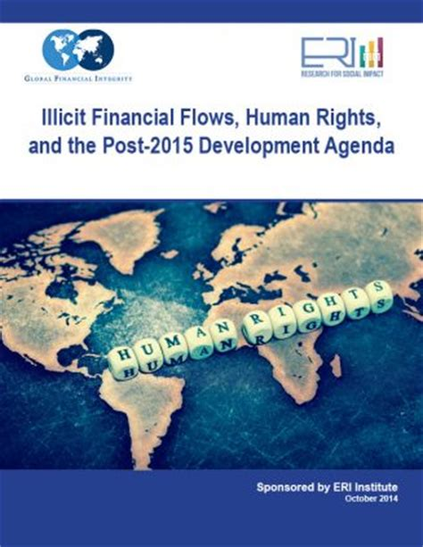 humanitarian work psychology and the global development agenda studies and interventions books illicit financial flows human rights and the post 2015