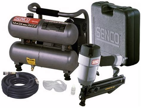 upholstery compressor senco pc0973 upholstery compressor combo kit air tools
