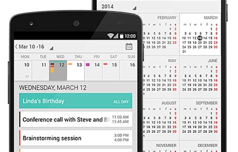 Calendar View Android Android Custom Calendar Calendar Ui Telerik
