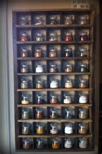 Spice Rack Pallet And Reclaimed Wood Spice Rack Wilo Design Farm