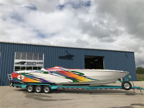 cigarette racing boats for sale 1993 used cigarette racing 38 top gun high performance