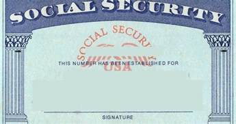 blank social security card template how to get a temporary social security card print out