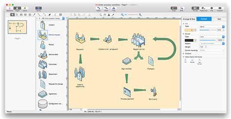 visio shape library how to convert a visio stencils for use in conceptdraw pro