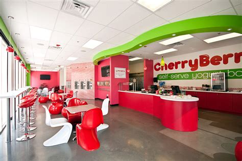 Kirsch Interior by Self Serve Yogurt Bar Opening In Duluth Well Two Actually