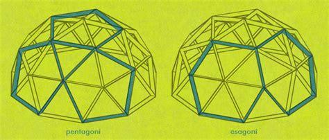 cupola geodetica costruzione la geometria e lo studio delle forme dalle strutture