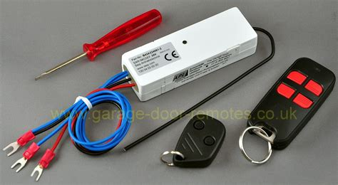 remote system upgrade kit for henderson garage