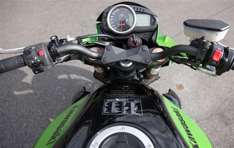 Motorrad Tuning Kawasaki Z 750 by Z750 R Am Ring Testbericht