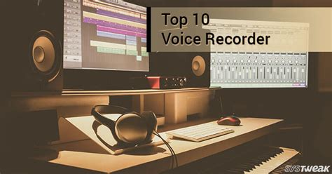 best recording software for pc 10 best audio recording software for pc 2018