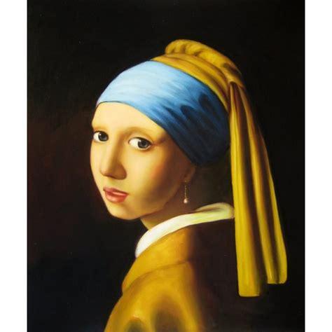 la chica de los la chica del pendiente de perla de vermeer artefamoso copias de cuadros de vermeer al 243 leo