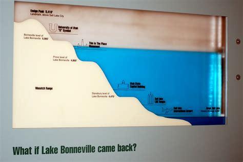 lake bonneville   antelope island utah flickr