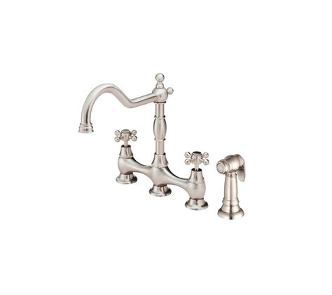 danze kitchen faucet faucet d404557ss in stainless steel by danze
