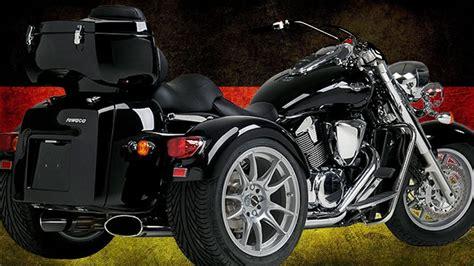 Suzuki Trike Suzuki Intruder C1800 Boulevard C109 Quot Bikeconversion