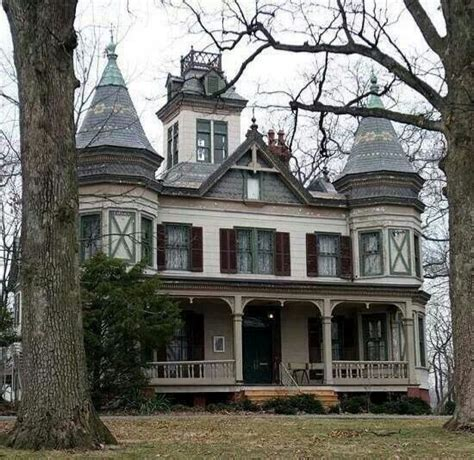 Victorian Gothic Homes Victorian House With Lovely Details Gothic Amp Tudor