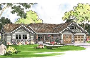 Craftsmen House Plans Craftsman House Plan Pinedale 30 228 Front Elevation