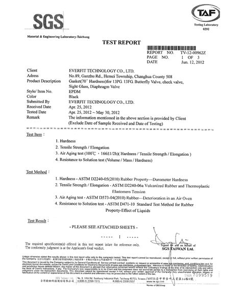 certificate of inspection template certification everfit technology co ltd