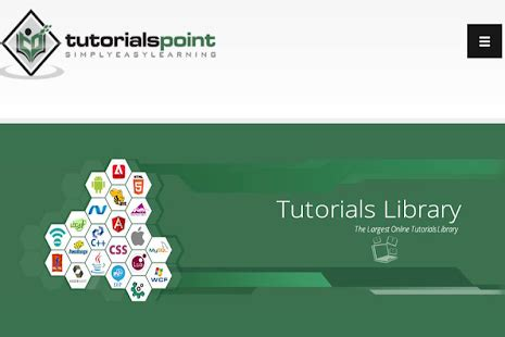 tutorialspoint lisp tutorialspoint android apps on google play