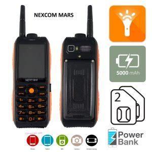 Baterai Hp Nexcom hp nexcom mars 5000mah bisa jadi power bank alektro