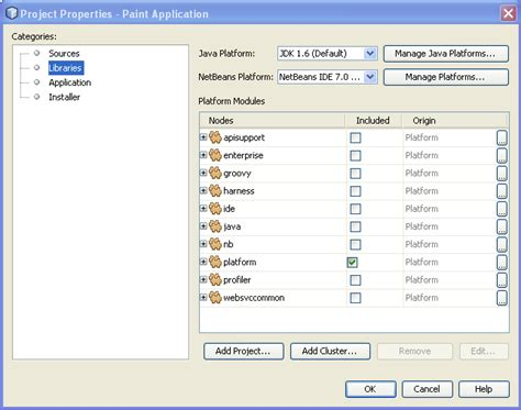 netbeans rcp tutorial netbeans platform ribbon bar integration tutorial for