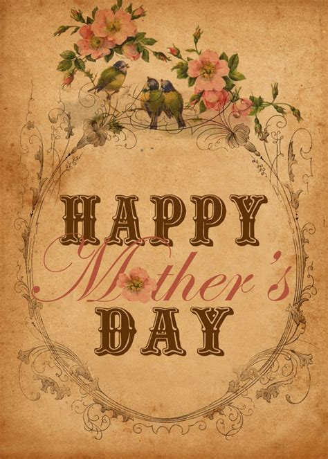 vintage s day vintage mothers day quotes quotesgram