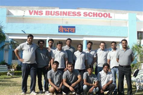 Vns College Bhopal Mba Fees by Vns Business School Vnsbs Bhopal Images Photos