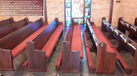 church bench cushions church bench cushions 28 images pew cushions pads