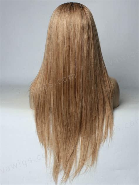 Handmade Human Hair Wigs - layered custom lace human