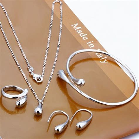 925 jewelry sets s180 big promotion 925 sterling silver