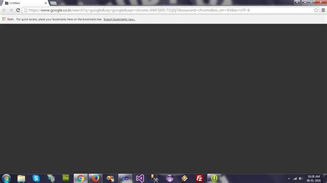 Chrome Black Screen | black screen error in google chrome super user