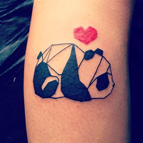 tattoo de panda feminina tatuagens femininas delicadas 2016 fotos