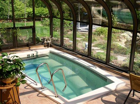 small indoor pool rather than swimming pool my dream is an indoor swim spa