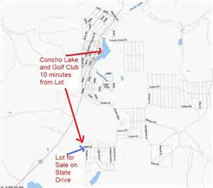 concho arizona map bid4assets auction 401626 1 acre concho valley az no