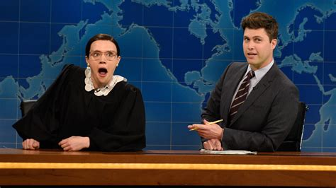 watch weekend update ruth bader ginsburg on marriage