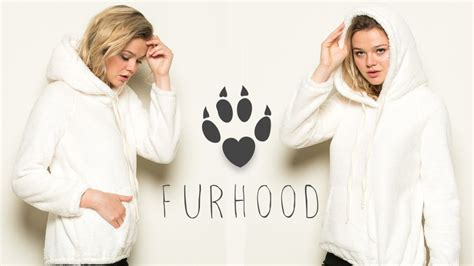 most comfortable hoodie ever furhood the most comfortable hoodie you ll ever own by