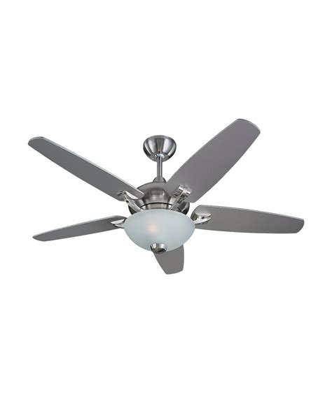 44 inch ceiling fan with light monte carlo 5vsr44 versio ii 44 inch ceiling fan with