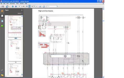 volvo s40 cem wiring diagram volvo s40 engine removal
