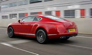 How Much Does A Convertible Bentley Cost How Much Bentley Continental Gt Autos Post
