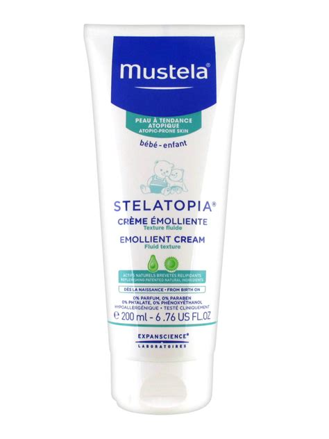 Mustela Stelatopia Emollient 1 Mustela Stelatopia Emollient 200ml Buy At Low